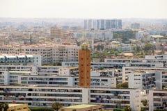 Casablanca, Morocco. City of Casablanca, Morocco; North Africa Stock Photography