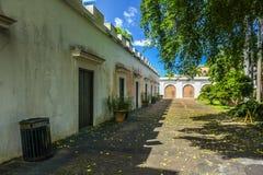 Casablanca Museum. Old San Juan Puerto Rico Royalty Free Stock Photos