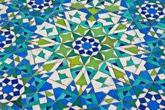 casablanca szczegółu Hassan ii meczet Zdjęcia Royalty Free