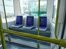 Casablanca tramwaj Obraz Stock