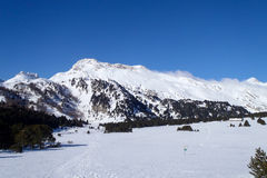 2013_Casaccia, Alpe Gana, Pian Segno, Casaccia Royalty-vrije Stock Foto's