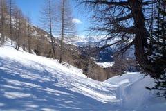 2013_Casaccia, Alpe Gana, Segno de Pian, Casaccia Photo libre de droits