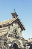Casade Campo kerk Stock Fotografie