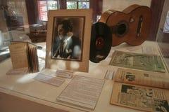 Casade Carlos Gardel Lizenzfreie Stockbilder