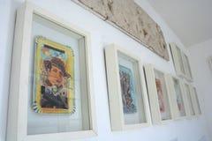 Casade Carlos Gardel Stockbilder