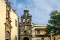 Casade la Cultura La Orotava, Tenerife ö Royaltyfri Bild