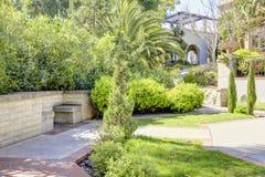 Casadel Rey Moro Garden. Balboaen parkerar royaltyfri bild