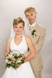 Casado. foto de stock