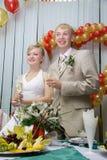 Casado. Imagem de Stock Royalty Free