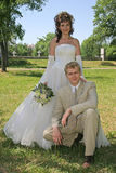 Casado foto de archivo libre de regalías