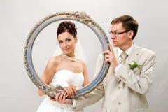 Casado. Imagen de archivo