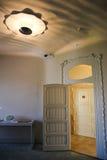 Casaen Mila (La Pedrera) - hyra rum detaljen, Barcelona Royaltyfri Foto