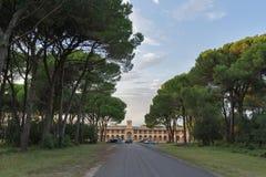 Free Casale La Sterpaia Hotel Facade Stock Photo - 46146940