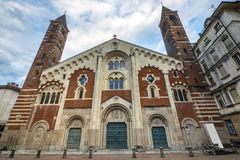 Casale Monferrato, Duomo Stock Photography
