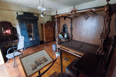 CasaManila museum i Manila Filippinerna Arkivfoton