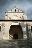 Casamari Abbey, Italy Stock Photography