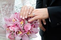 casamento Fotografia de Stock Royalty Free