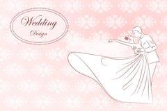 Casamento bonito Imagem de Stock