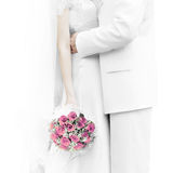 Casamento bouquet2 Imagem de Stock Royalty Free