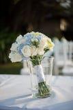 Casamento do ramalhete Imagens de Stock