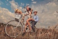 Casamento do vintage. Imagem de Stock Royalty Free
