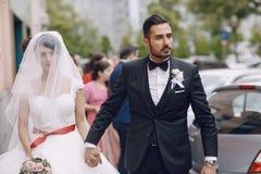 Casamento elegante Fotografia de Stock