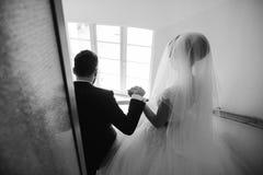 Casamento elegante Imagens de Stock Royalty Free