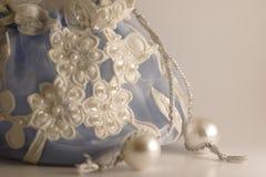 Casamento gown-7 Foto de Stock Royalty Free