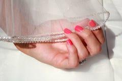 Casamento nupcial Foto de Stock Royalty Free