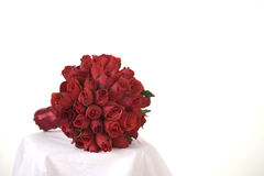 Casamento Rosa Imagens de Stock Royalty Free