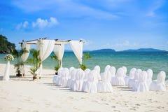 Casamento Salão Fotografia de Stock