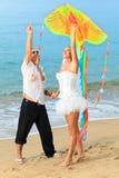Casamento tropical Imagem de Stock