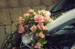 Casamentos, carro da jóia Imagem de Stock