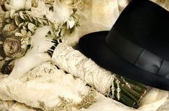Casamentos do vintage fotos de stock