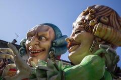 Casanova καρναβάλι Στοκ εικόνα με δικαίωμα ελεύθερης χρήσης