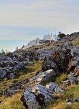 Casapueblo in Punta Ballena Royalty Free Stock Photo