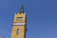 Casaramona Tower Stock Images
