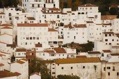 casares Ισπανία Στοκ Φωτογραφίες