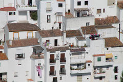 Casares in Andalusia Stock Photography