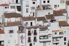 Casares in Andalusien Stockfotografie