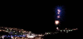 Casares Celebrates Royalty Free Stock Photo