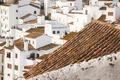 Casares, España Foto de archivo libre de regalías