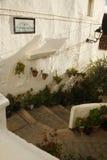 Casares, Espagne image stock