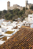 Casares, Espagne images stock