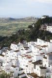 casares Hiszpanii Zdjęcie Royalty Free