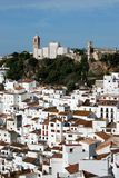 Casares Pueblo Blanco Stock Images