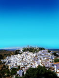 Casares - Spain Royalty Free Stock Photo
