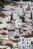 Casares, spain Royalty Free Stock Photo