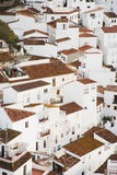 Casares, spain Imagem de Stock Royalty Free