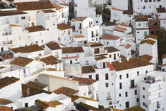 Casares, spain Stock Photography